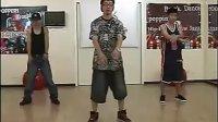 北京CK舞团Breaking教学,Toprock (1)