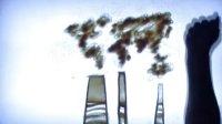 2010魅力天津青春达沃斯论坛刘圣彩沙画师创意《低碳沙画》