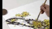 跟徐湛老师学国画 第3章 连翘花的画法