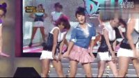 【BEAST】100923 MBC Star Dance Battle IU Queen