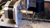 CNC Turning on the Sherline Mill