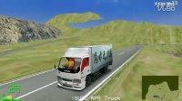 公交驾驶 游戏 (81) 五十铃 货车 卡车 ISUZU NPR Truck
