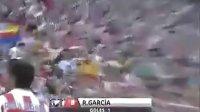 西甲-梅西传射皮克破门 巴塞罗那2比1马德里竞技