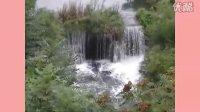 峨庄瀑布多壮观(8)——下隺峡谷瀑布
