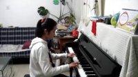 钢琴曲  克列曼蒂《C大调小奏鸣曲》第二乐章  王子萱演奏