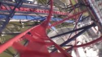 【重传,720P超清晰】上海欢乐谷——绝顶雄风垂直下坠过山车POV【专业拍摄,稳固无振动版】