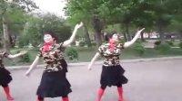 舞蹈:女兵之歌