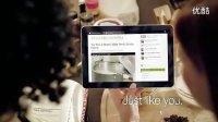 三星Galaxy Tab 10.1新广告继续嘲笑苹果