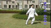 陈式太极拳老架一路36-47式 教学版 王二平