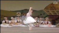 【唐吉尔看芭蕾】关不住的女儿 La Fille Mal Grandee 第二幕女变奏(ROH)