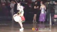 北方首届国际标准舞赛朝鲜族象帽舞