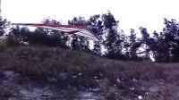 海边小坡试飞三角翼1