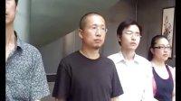 山西师范大学中国书画文化研究所2011级硕士生毕业展开幕式在山西师大美术馆举行
