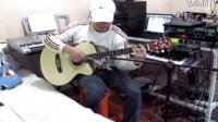 芦老师吉他独奏 水边阿迪丽娜