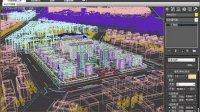 3DS MAX建筑动画完全制作2011版--布置园林灯光-1 [edusoft.com.cn育碟]
