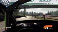 《WRC 4》生涯模式全赛段流程视频  J组 德国赛段 一