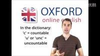 英语语法课:不可数名词(纯英语教学)
