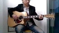 吉他弹唱 明年春天(张宝亮 原创歌曲)民谣