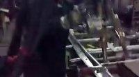 一汽吉林焊装车间焊钳子哥笨熊