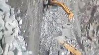 挖掘机打架