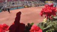 2011马德里女单R2 莎拉波娃VS马卡洛娃