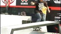2011X Game滑板街式决赛现场part 1
