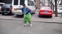 【原创】屌丝 穿仓鼠跳鬼舞步,真是吊暴啦! 鬼步舞 曳步舞