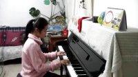 钢琴曲 《C大调小奏鸣曲》与《小步舞曲》王子萱演奏