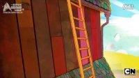 童年,荒诞无稽的梦想:动画短片《凡尔纳的假期》