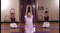 漂亮妈妈瑜伽示范实录孕妇瑜伽3