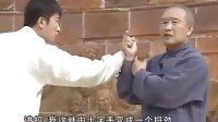 吴式太极拳实战打法-战波