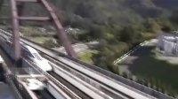日本磁悬浮列车运行速度每小时500公里