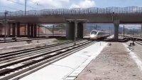 深圳北站7月3日13:20列车CRH380B-002出站