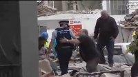【实拍】新西兰发生里氏6.3级强烈地震致多座大楼倒塌起火 大量民众被困