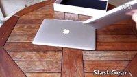 新款13.3英寸MacBook Air发布 开箱介绍