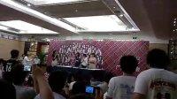 AKB48 佐藤亚美菜、片山阳加、岩佐美咲 广州握手会110624 开始2