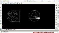 4.CAD2008实例练习题视频教程-实战4..asf