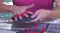 蹼状手套的使用方法