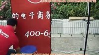 拉网展架安装方法,铝合金拉网展架,深圳生彩出品