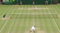 2001温网第四轮费德勒VS桑普拉斯 Federer vs Sampras (3, total22)