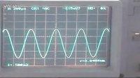 示波器 直读法测电压