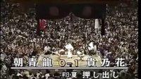 日本大相扑经典 朝青龙vs贵乃花