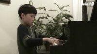 黎安宙弹奏肖邦练习曲作品十第一号练习曲