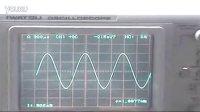 示波器直读法测周期