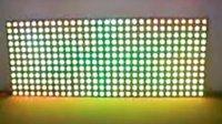 ws2801 DMX pro 30mm led pixel light