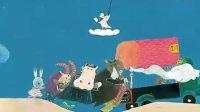 巧虎快乐版(3-4岁)DVD 9-A 家务小帮手