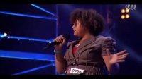 【猴姆独家】13岁小妞儿Rachel Crow惊艳翻唱Duffy经典之作Mercy震惊全场!