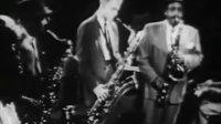 四位萨克斯大师参与演出Billie Holiday - Fine and Mellow