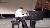 黎卓宇(George Li)弹奏舒曼的Abegg变奏曲