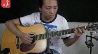 【吉他之声乐器】s.yairi雅依利 yd35 吉他 音色视听